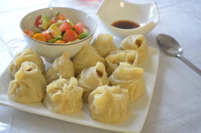 Bánh buuz, Mông Cổ
