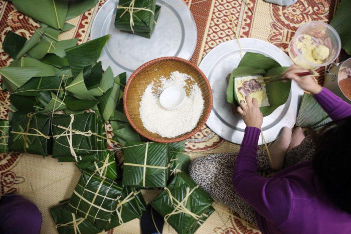 bánh chưng Việt Nam