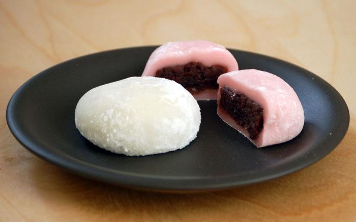 Bánh mochi, Nhật Bản